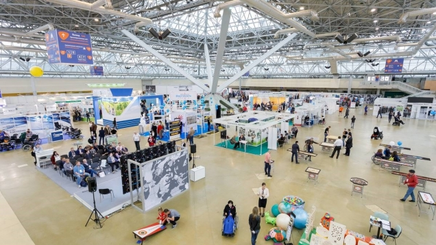 Integration`17 Moscow, 6th International Exhibition of Rehabilitation Equipment and 1st Russian Forum on Prosthetics & Orthotics have been a success
